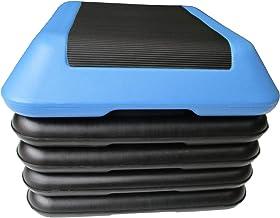 Step Aerobic Stepper Voor Oefening in Hoogte Verstelbare Cardio Fitness Step Board Cardio Workout Apparatuur Voor Home Gym...