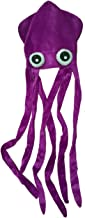 Novelty Purple Squid with Long Tentacles Party Hat Cap Costume Accessory