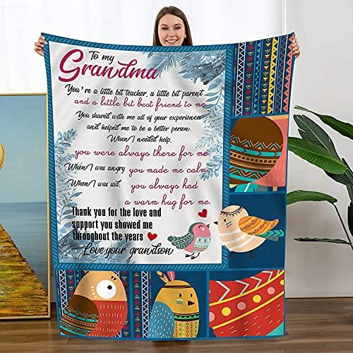 Manta para mi hija / hijo de mamá papá Edredones impresos con letras inspiradoras Mantas lana Manta personalizada para correo aéreo Regalos cumpleaños Mantas para cama Sofá Sala estar,Y,150*200cm