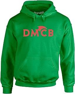 DMCB, Adults Printed Hoodie