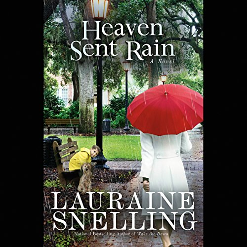 Heaven Sent Rain audiobook cover art