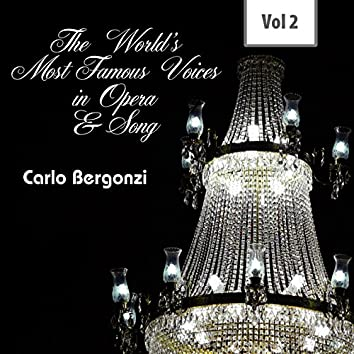 The World's Most Famous Voices in Opera & Song, Vol. 2