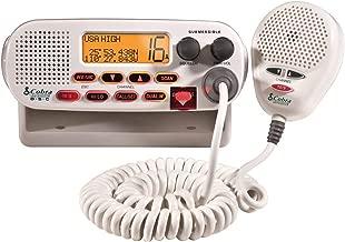 Cobra Electronics Corporation 4 Cobra Electronics MR F57W Radio Marine Vhf Mr-F57W White