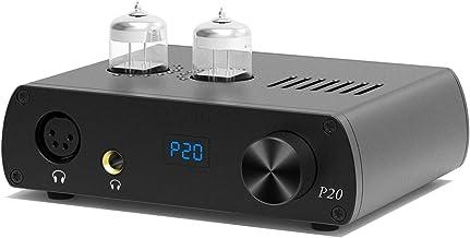LOXJIE P20 Full Balance Tube Amplifier Headphone Power Amplifier (Black)