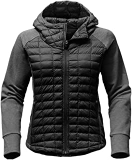north face thermoball quilted coat