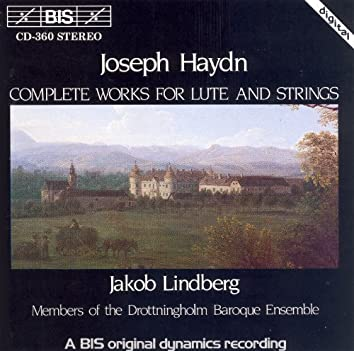 Haydn: Complete Works for Lute and Strings