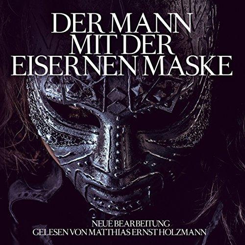 Der Mann mit der eisernen Maske Titelbild