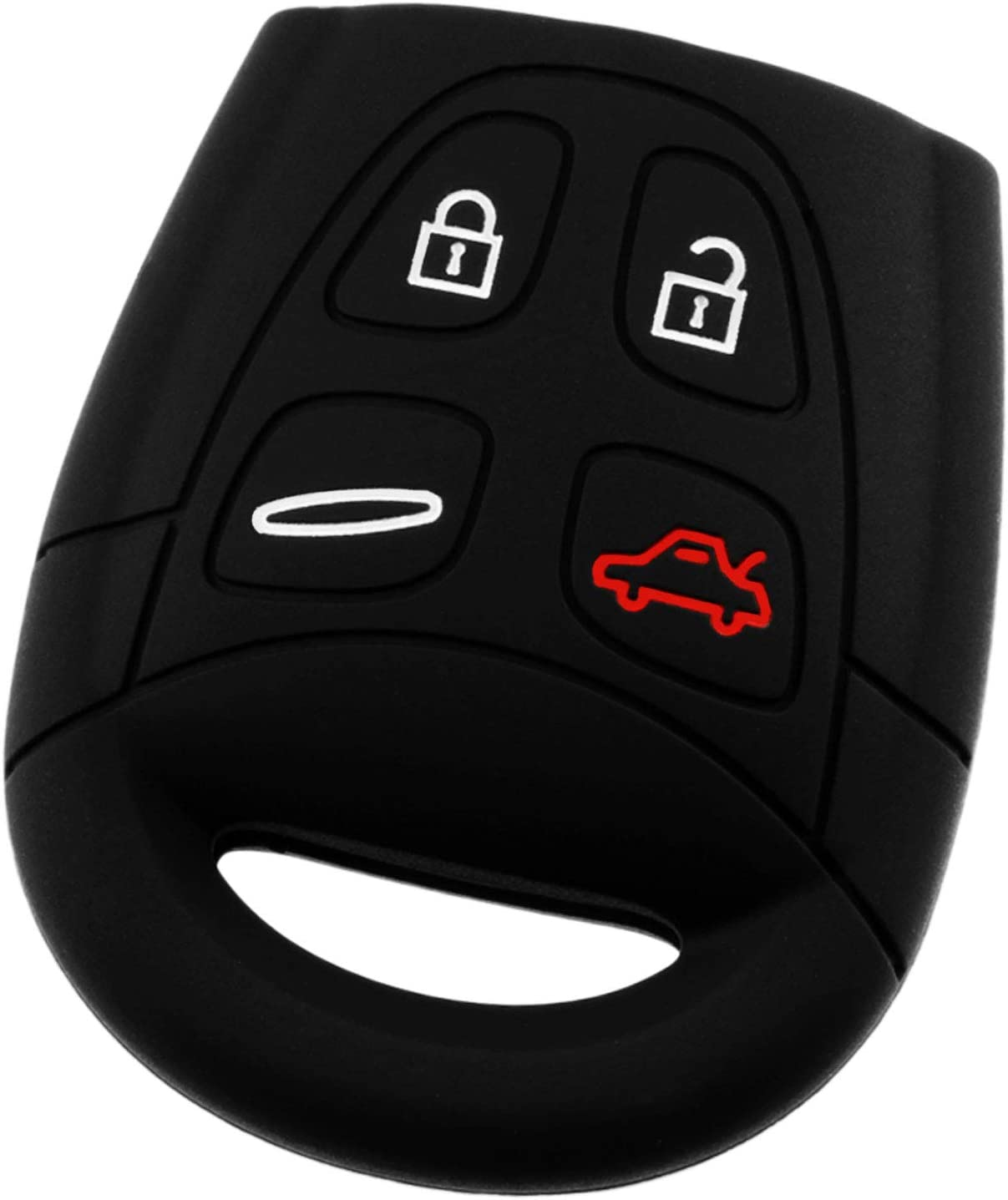 KeyGuardz Keyless Entry Remote Car Key Shell Fob Sof A surprise price is Limited time for free shipping realized Cover Outer