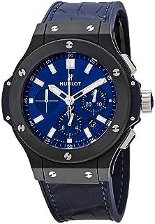 Hublot - Big Bang 44mm Reloj de cerámica azul 301.CI.7170.LR