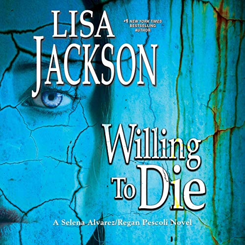 Willing to Die audiobook cover art