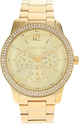 MK6927 - Tibby Multifunction Stainless Steel Watch