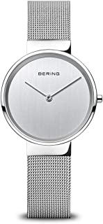 BERING Unisex Analogue Quartz Watch with Stainless Steel Strap 14531-000
