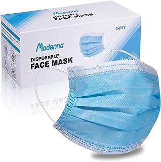 50 قطعه آبی یکبار مصرف ماسک صورت مونتانا وست