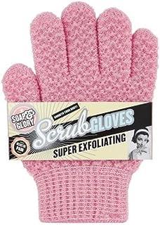 Soap & Glory? Exfoliating Scrub Gloves - スクラブ手袋を剥離石鹸&栄光? (Soap & Glory) [並行輸入品]