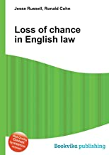 Loss of Chance in English Law