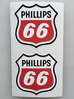phillips 66 decals