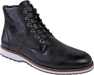 Ferro Aldo Men's Denver Ankle Boots | Lace Up | Mens Boots Fashion | Casual Fashion | Chukka Boots Men