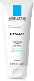 La Roche Posay Effaclar Medicated Gel Cleanser 200ml/6.76oz