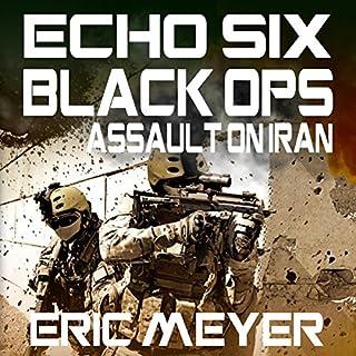 Assault on Iran audiobook cover art