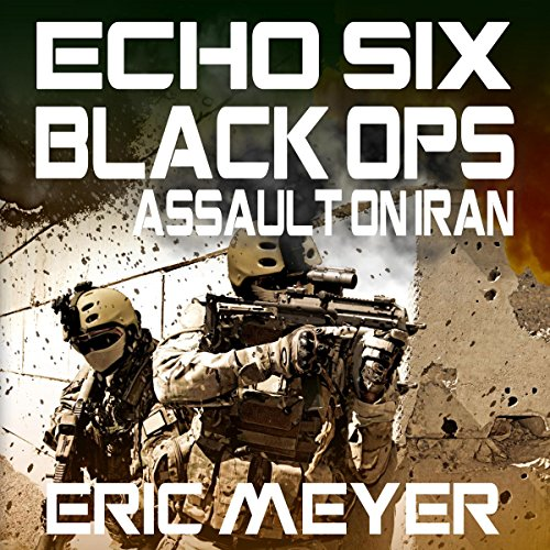 Assault on Iran audiobook cover art