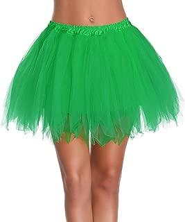 Women's Teen's 1950s Vintage Tutu Tulle Petticoat Ballet Bubble Skirt