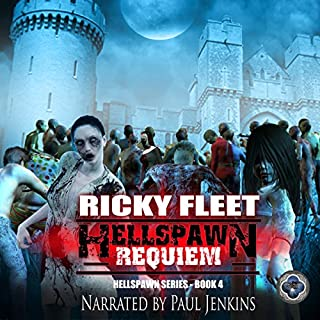 Hellspawn: Requiem     Book 4              By:                                                                                                                                 Ricky Fleet                               Narrated by:                                                                                                                                 Paul Jenkins                      Length: 7 hrs and 51 mins     10 ratings     Overall 4.5