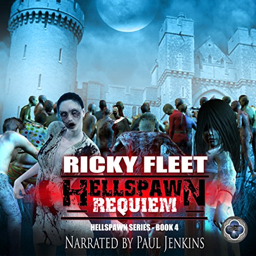 Hellspawn: Requiem Audiobook By Ricky Fleet cover art