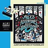 Alice in Wonderland Mini - NYPC Penguin Random House colección Mini Puzzle 100 Piezas