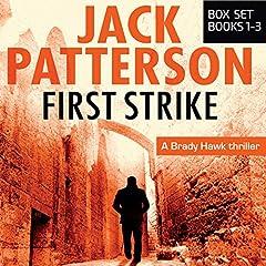 The Brady Hawk Series, Books 1-3