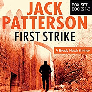 The Brady Hawk Series, Books 1-3                   By:                                                                                                                                 Jack Patterson                               Narrated by:                                                                                                                                 Dwight Kuhlman                      Length: 16 hrs and 38 mins     Not rated yet     Overall 0.0