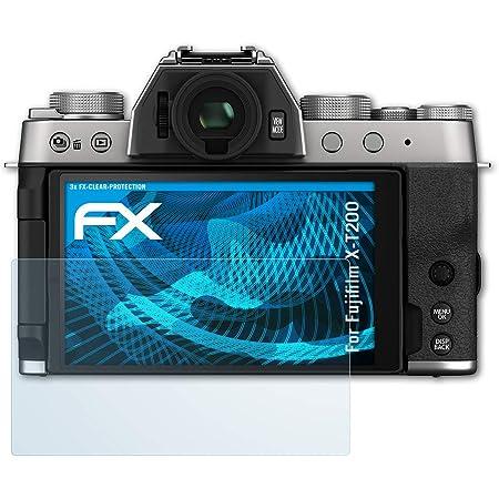 Atfolix Schutzfolie Kompatibel Mit Fujifilm X T200 Kamera