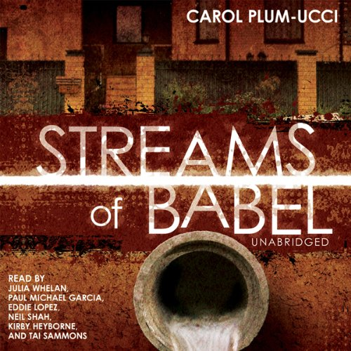 Streams of Babel audiobook cover art