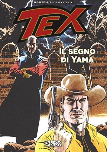 Tex. Il segreto di Yama