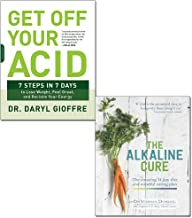 Get off your acid and alkaline cure [hardcover] 2 books collection set - 7 steps in 7 days to lose weight, fight inflammation, the amazing 14 day diet and mindful eating plan