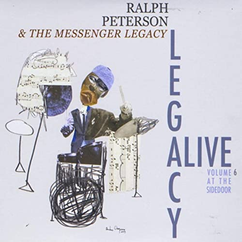 Image result for ralph peterson - the messengers legacy