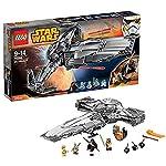 LEGO Star Wars Sith Infiltrator 662pieza...