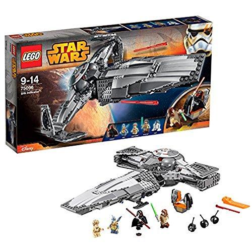 LEGO Star Wars 75096 - Sith Infiltrator