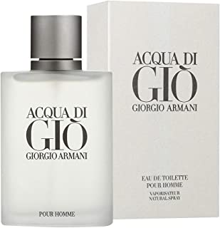 Acqua Di Gio De Giorgio Armani Eau De Toilette Masculino 200 ml