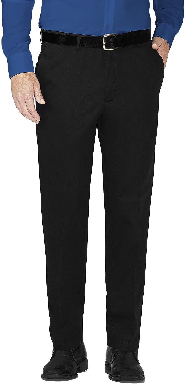 favorite Pembrook Mens Dress Pants Expandable - for Me Slacks Waist Max 77% OFF