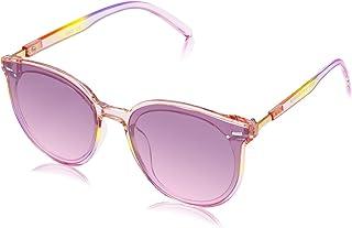 Classic Round Sunglasses for Women Men Retro Vintage...