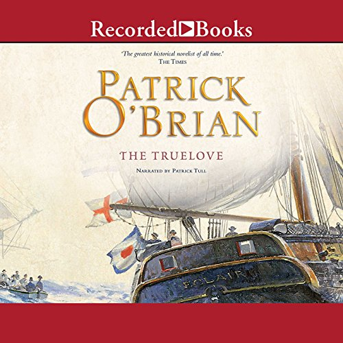 The Truelove audiobook cover art