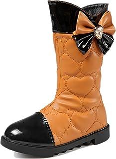 ALLAK Girls KSNOW Insulated Waterproof Snow Boots
