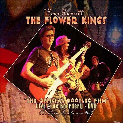 The Flower Kings - Tour Kaputt [Francia] [DVD]