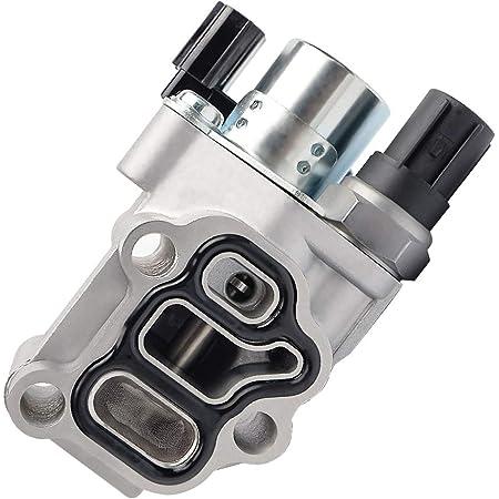 Jeyaic Oil Controls VVT Valve Compatible with Honda Accord Camshaft Oil Control VVT Valve 15810-PAA-A01 15810-PAA-A02 15810-RAA-A03