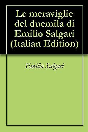 Le meraviglie del duemila di Emilio Salgari