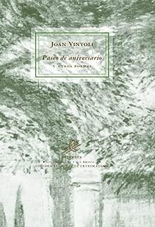 Paseo de aniversario y otros poemas (Spanish Edition)