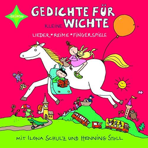 『Gedichte für kleine Wichte』のカバーアート