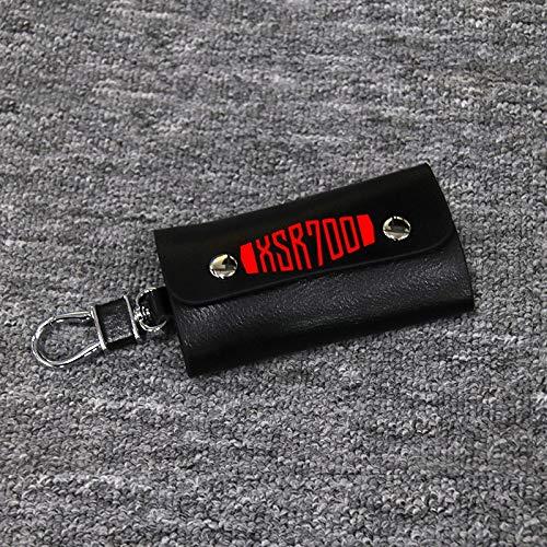 LIWENCUI- Motorradabzeichen Schlüsselanhänger Halter Kettensammlung Keychain for Yamaha MT01 MT125 XSR700 XSR900 (Color : 21)