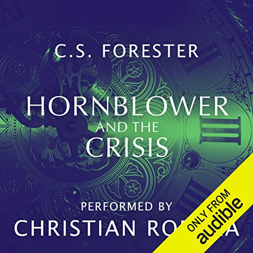 Hornblower and the Crisis cover art