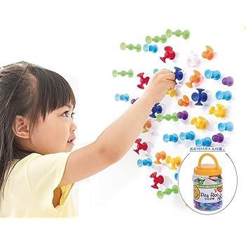 【公式】 Pita-Rico (ピタリコ) 壁も使える新感覚知育ブロック LOTUS LIFE